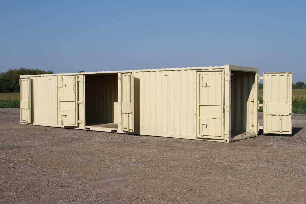 Ground Storage